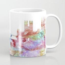 Edinburgh City Skyline Coffee Mug