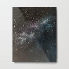Stargazing Metal Print