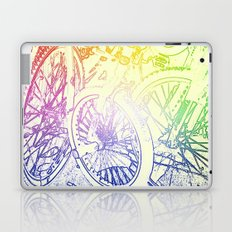 The Third Wheel Laptop & iPad Skin