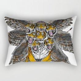 .The Beast. Rectangular Pillow