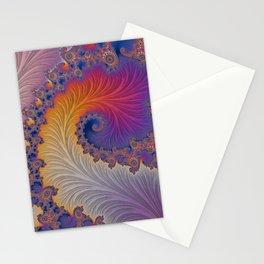 Flamboyant - Fractal Art  Stationery Cards