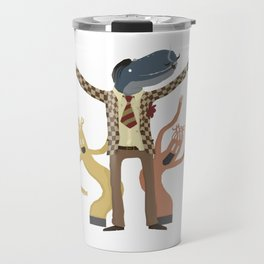 Used Car Whalesman Travel Mug