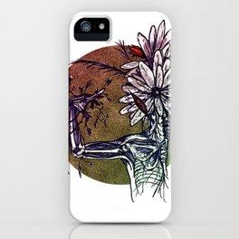 Bouquet de Nerfs iPhone Case