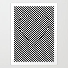Degausser Art Print