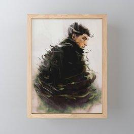 Credence Barebone Framed Mini Art Print