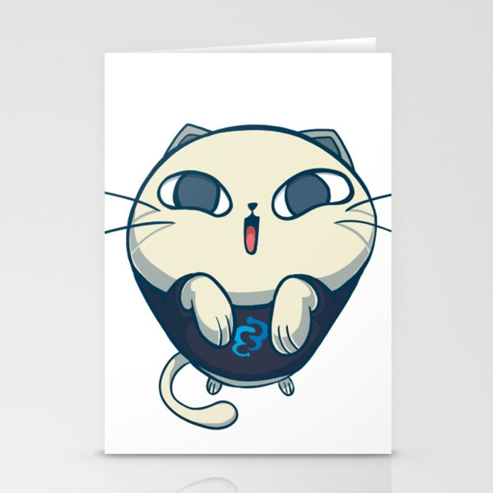 Cute Nurro Leap Stationery Cards