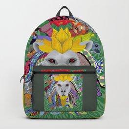 Medusa Lion(ess) Backpack