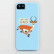 Prey Tell iPhone (5, 5s) Slim Case