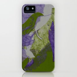 Reverence to Nature VII iPhone Case