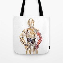 C-3PO Tote Bag