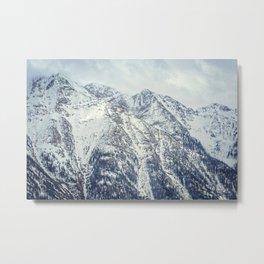 Altitude Metal Print