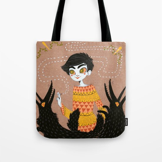 Esther & the Tricksters Tote Bag