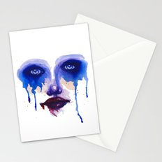 Blue Eyes Stationery Cards