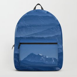 Blue Hima-layers Backpack