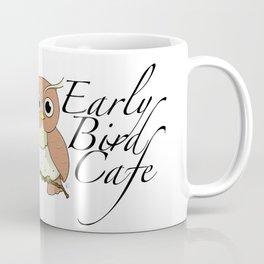 Early Bird Cafe Logo Coffee Mug