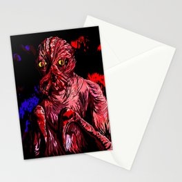 CRABFACE Stationery Cards