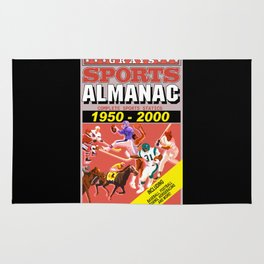 Back to the Future: Sports almanac Rug