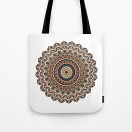 Persian Mandala Tote Bag