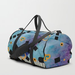 Quadratum 02 bis Duffle Bag