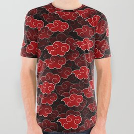 Akatsuki All Over Graphic Tee