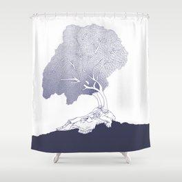 Fruitful Beginnings Shower Curtain