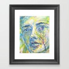 Soliloquy Framed Art Print