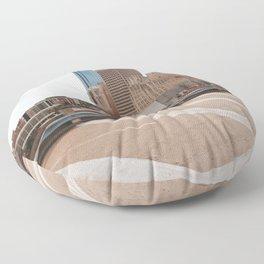 OKC Skyline Floor Pillow