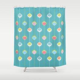Lampions - Chain Shower Curtain