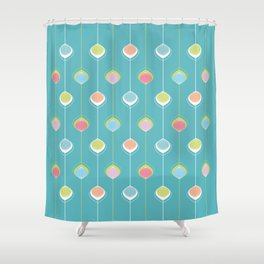 Lampions - Chain Shower Curtain