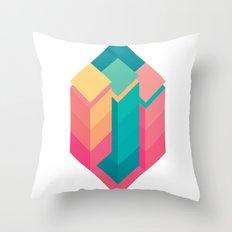 Trinitium Throw Pillow