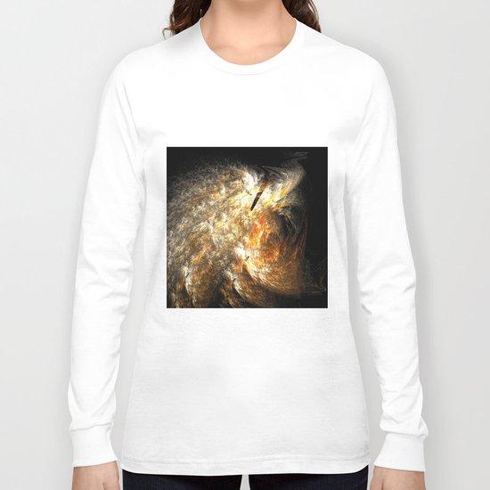 Chaotic Sence   (A7 B0184) Long Sleeve T-shirt