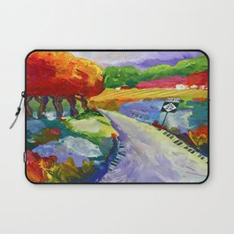 Twist and Turn Laptop Sleeve