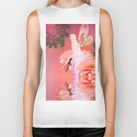 fairy Biker Tanks featuring Fairy by Shalisa Photography