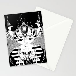 WOMAN: EGYPTIAN Stationery Cards