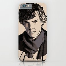 Sherlock iPhone 6s Slim Case