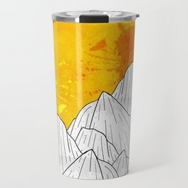 Cosmos Mounts Travel Mug