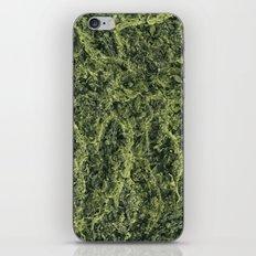 Plant Matter Pattern iPhone & iPod Skin