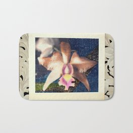 Not Your Usual Corsage Cattleya Bath Mat