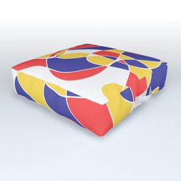 artwork Outdoor Floor Cushion