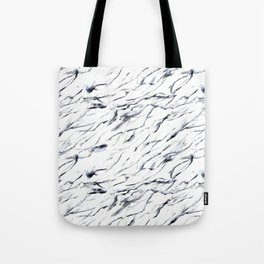 Watercolour Marble Effect Tote Bag