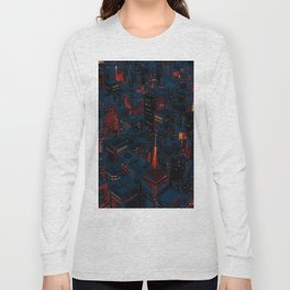 Abstract Design #48 Long Sleeve T-shirt