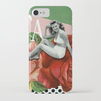 wasted rita iPhone & iPod Cases featuring rita by Rosa Picnic