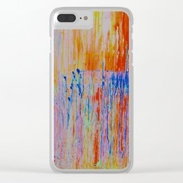 Remnants Edit Clear iPhone Case