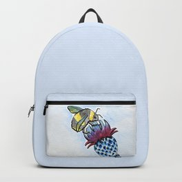 Thistle and Bee Backpack