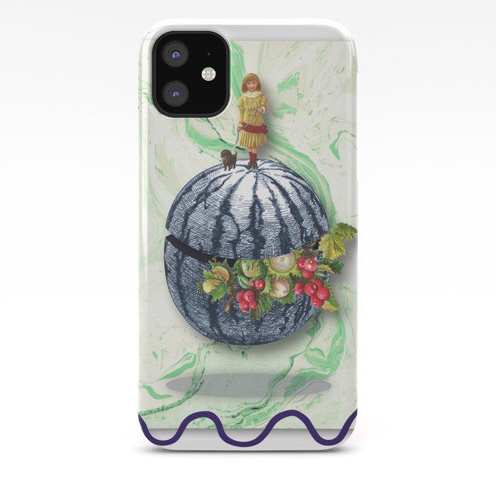 PUMPKIN AND WATERMELON iphone 11 case