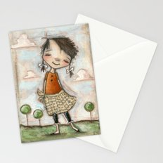 Carefree by Diane Duda Stationery Cards