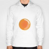 egg Hoodies featuring Egg by Rodrigo Rojas