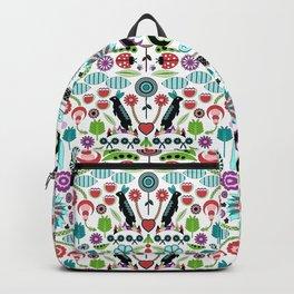 Scandinavian Inspiration (White) Backpack