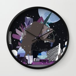 Rotterdam Wall Clock