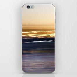 Sunset Sweep iPhone Skin